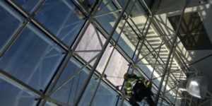 Atrium WorksAtrium glass roofs, while beautiful, require unique repair and replacement procedures, and bespoke maintenance programmes. Fortunately, our skilled teams are well versed and confident in working with difficult materials, in hard to access locations. We are able to work with other glazed structures like skylights and roof lights, too.