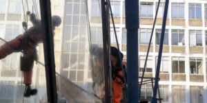 Building Inspections At High Level Glazing we have a dedicated structural rope based engineering department. It is their job to carry out high level specialist inspections on commercial buildings. We are IRATA trained and IPAF qualified, which means we can work on and inspect almost any type of building face