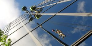 Cladding Installation/RepairsOur IRATA trained abseil technicians can access even the tallest buildings to install and repair cladding systems to your building's interface, with minimal disruption to you